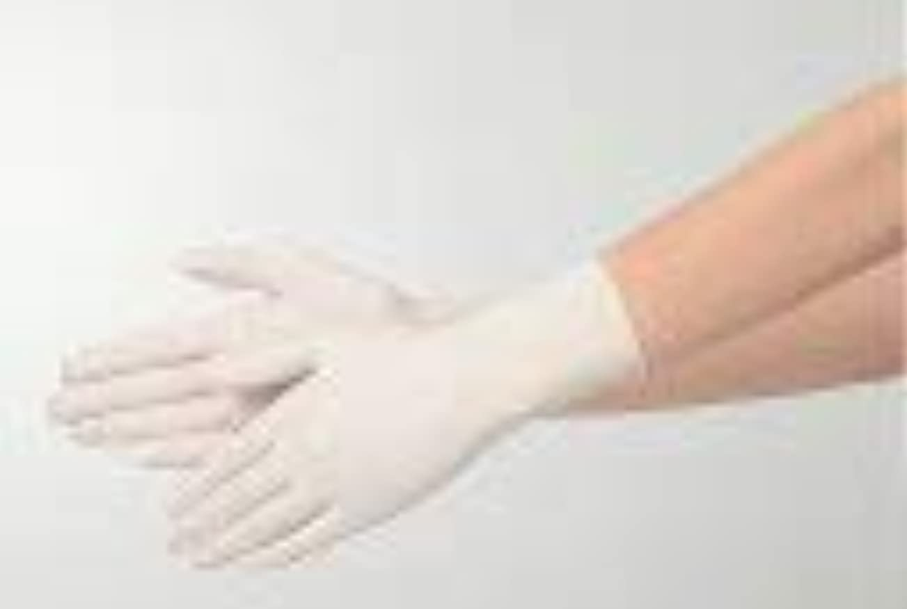 グレートバリアリーフさらに品揃えエブノラテックス手袋No.450 ディスポラテックス 粉付 (M) 白 100枚入 20箱
