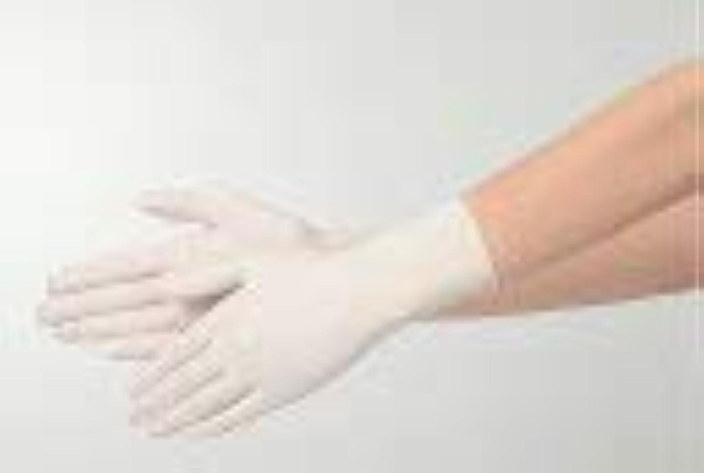 エブノラテックス手袋No.450 ディスポラテックス 粉付 (M) 白 100枚入 20箱