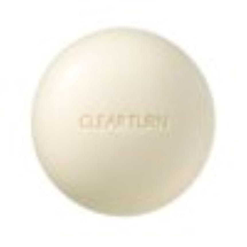る満足できる生きるクリエ クリアターン EX クリアスムースソープ 100g 洗顔石鹸 無香料