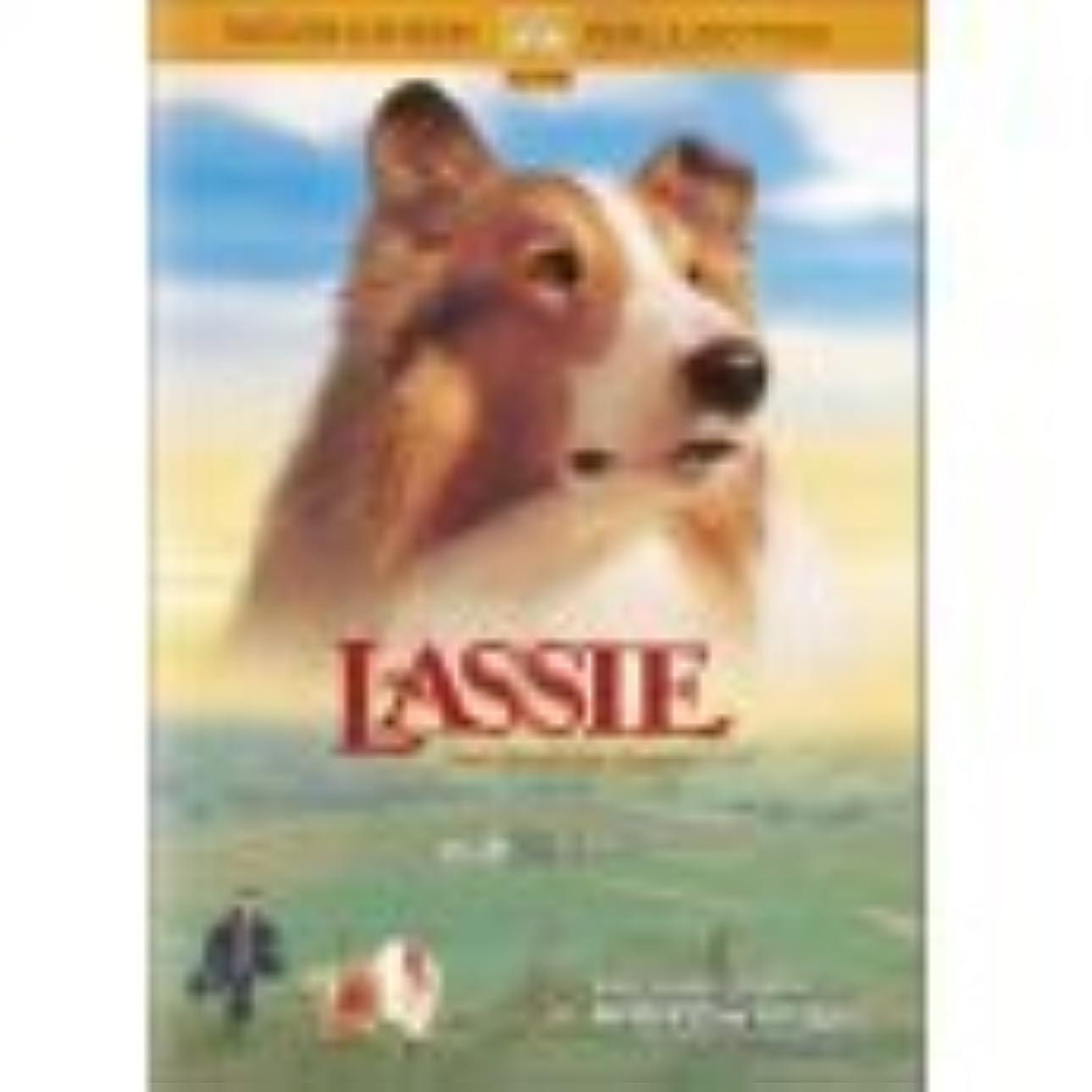 自殺下向き他にLassie-Dvd