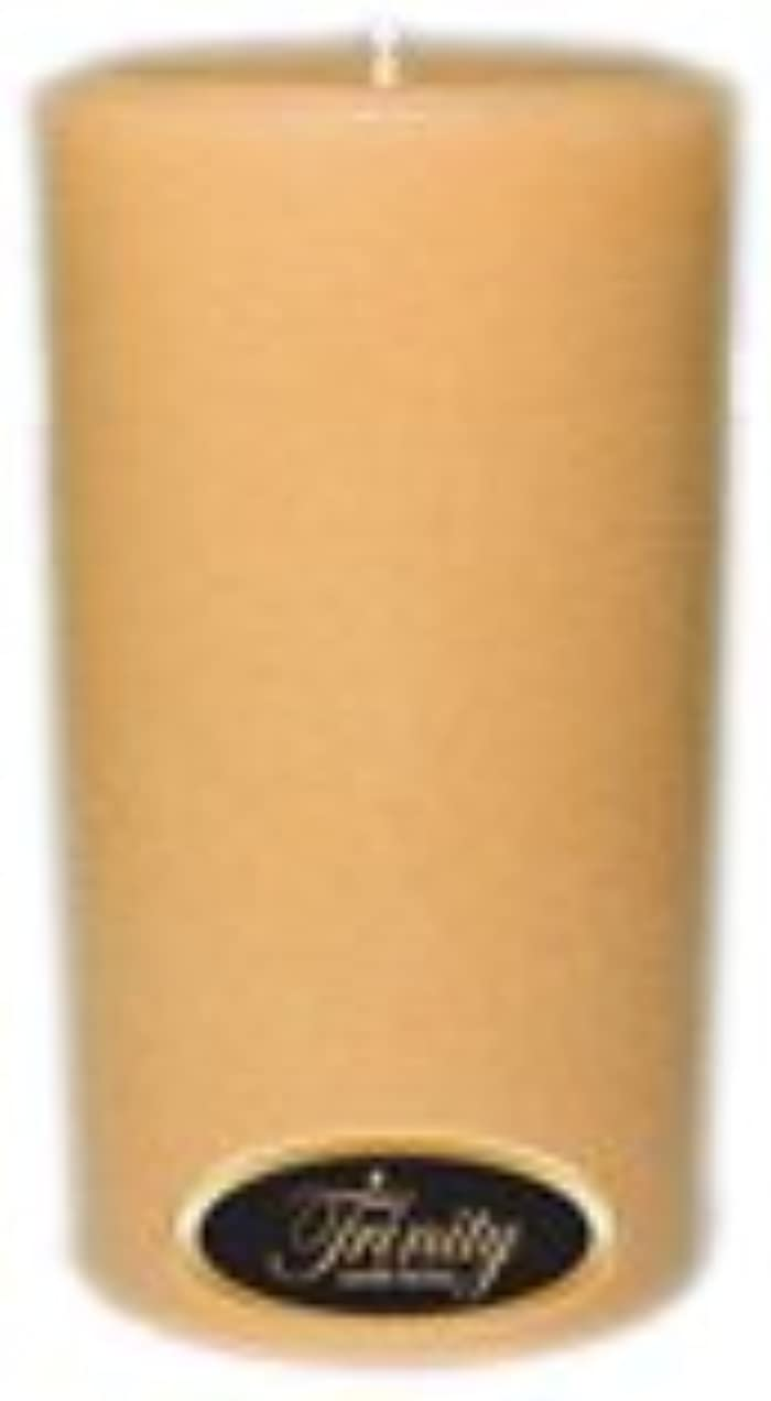 意志損なうサーカスTrinity Candle工場 – サンダルウッド – Pillar Candle – 3 x 6