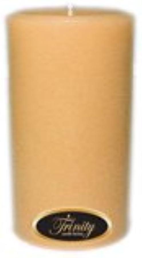 田舎大混乱ホップTrinity Candle工場 – サンダルウッド – Pillar Candle – 3 x 6