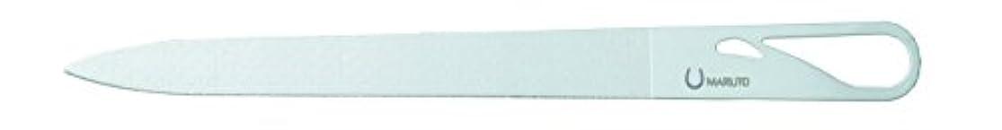 通知する重々しい手綱MARUTO Wing 爪ヤスリ WF-001
