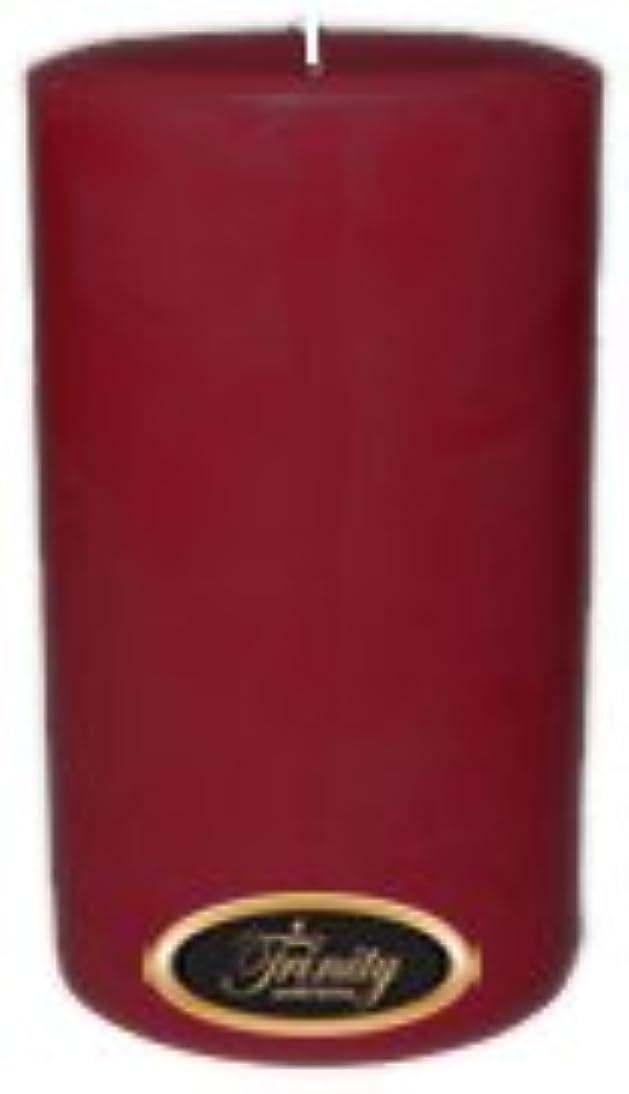 くちばし動機付けるローンTrinity Candle工場 – Creme Brulee – Pillar Candle – 4 x 6