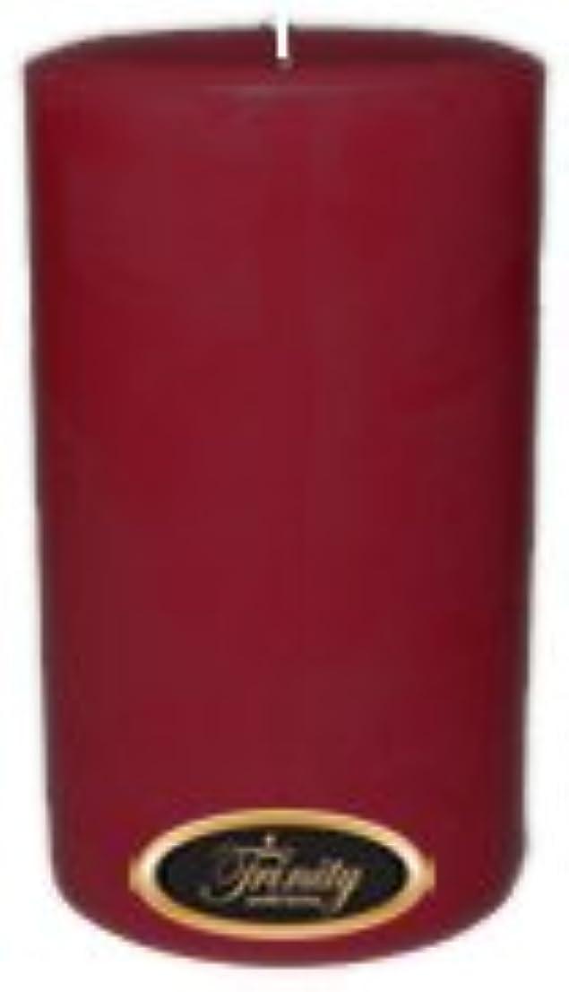 抑圧鑑定レビューTrinity Candle工場 – Creme Brulee – Pillar Candle – 4 x 6
