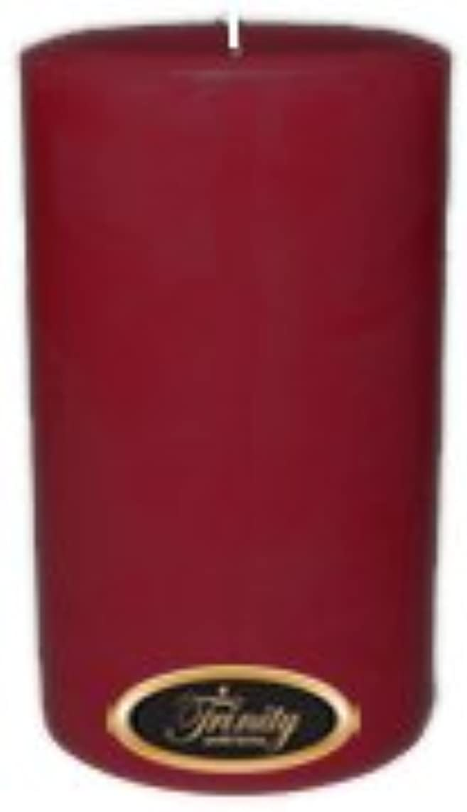 Trinity Candle工場 – Creme Brulee – Pillar Candle – 4 x 6