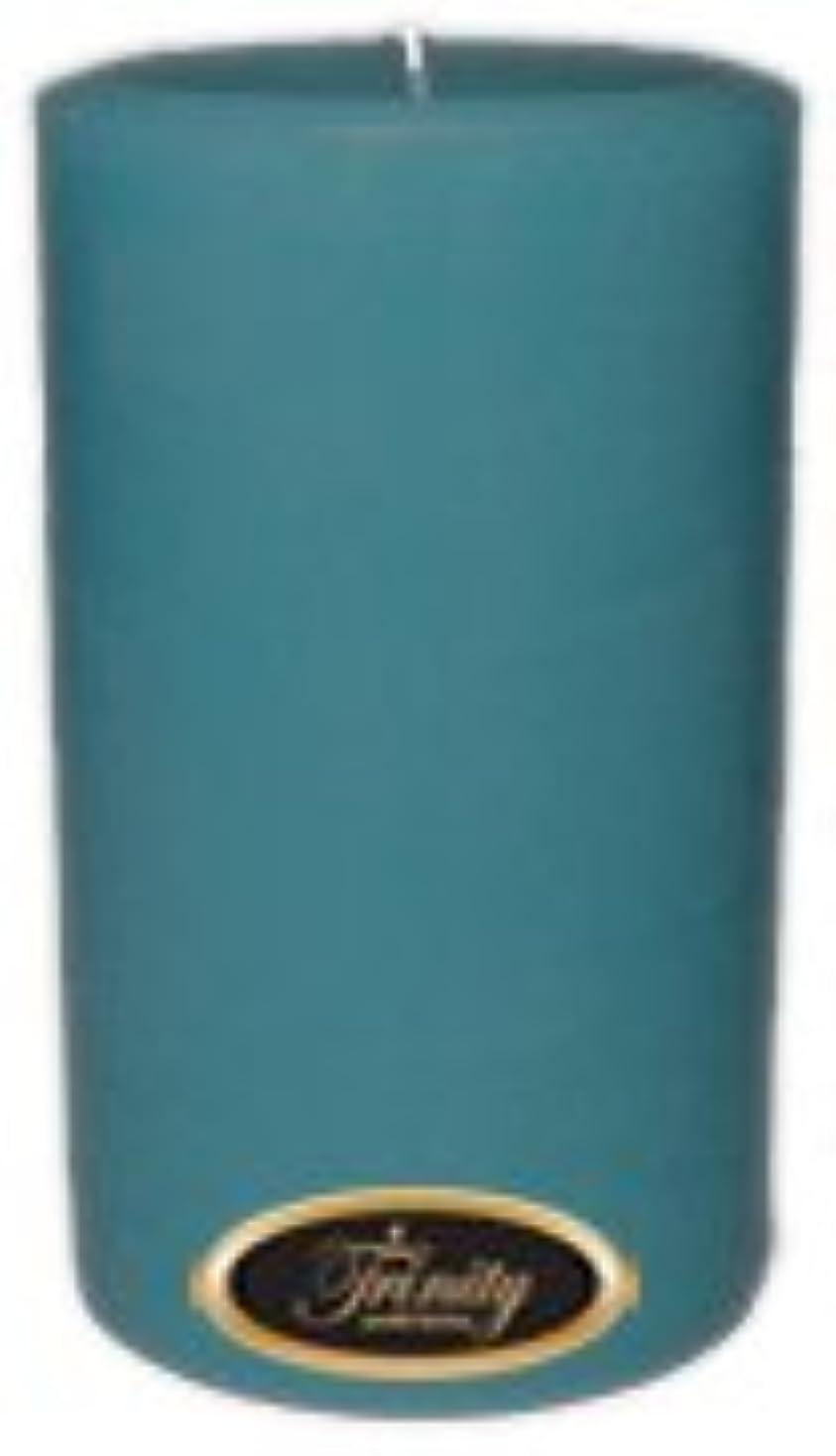 ミントベルベット地球Trinity Candle工場 – マウイBreeze – Pillar Candle – 4 x 6