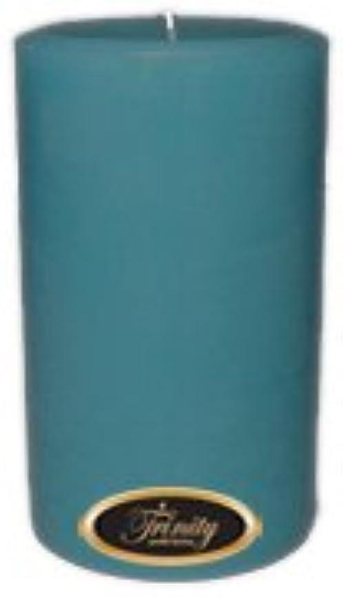 成熟ハシーガラスTrinity Candle工場 – マウイBreeze – Pillar Candle – 4 x 6