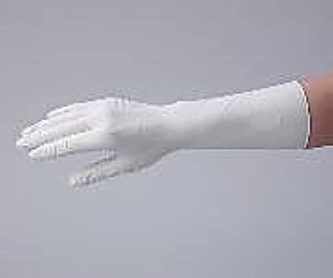 お事前にラブアズピュア(アズワン)1-2324-51アズピュアクリーンファーストニトリル手袋(ペアタイプ)クリーンパックXS左右各50枚×10袋入