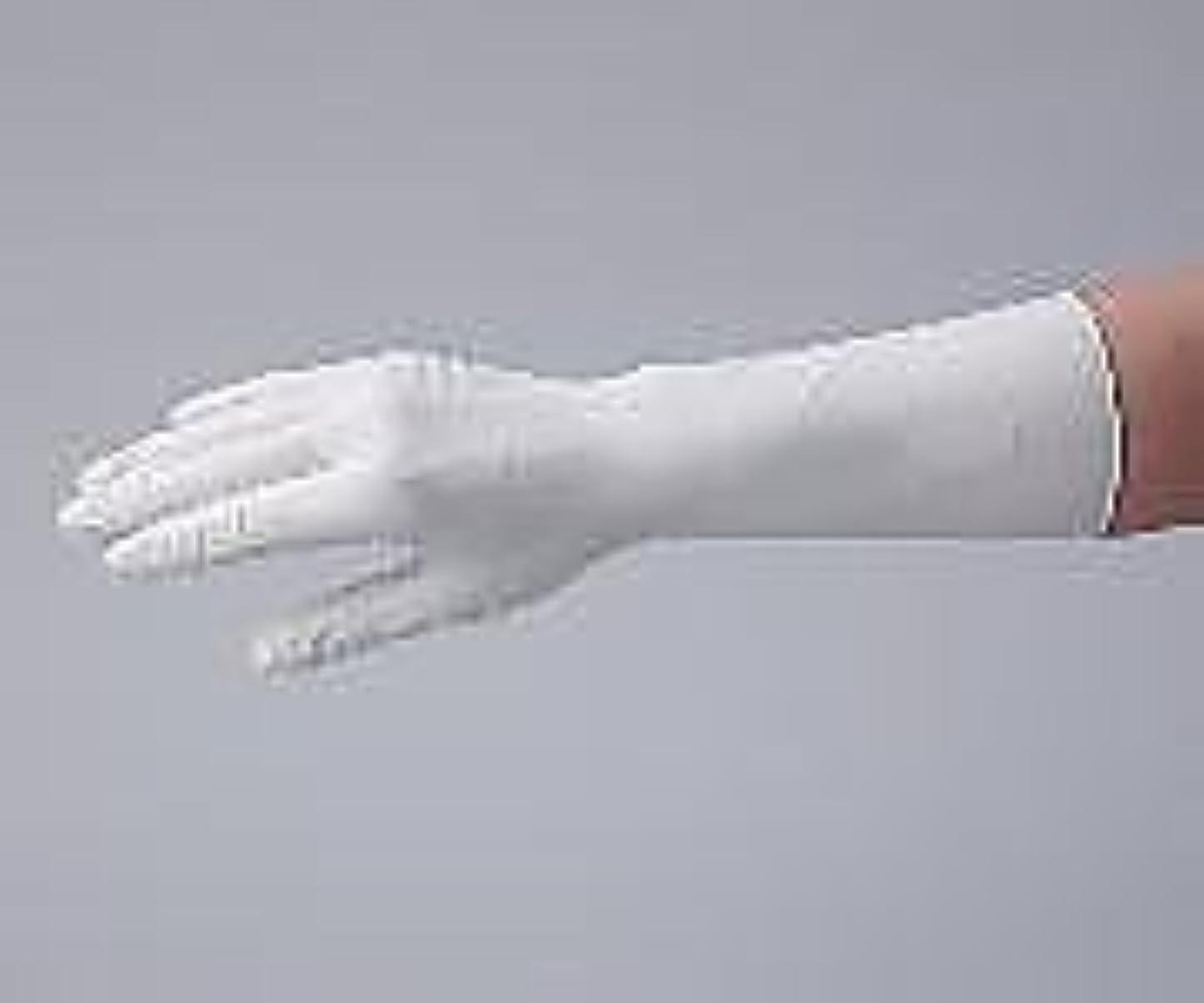 読みやすさ記者アズピュア(アズワン)1-2324-53アズピュアクリーンファーストニトリル手袋(ペアタイプ)クリーンパックM左右各50枚×10袋入