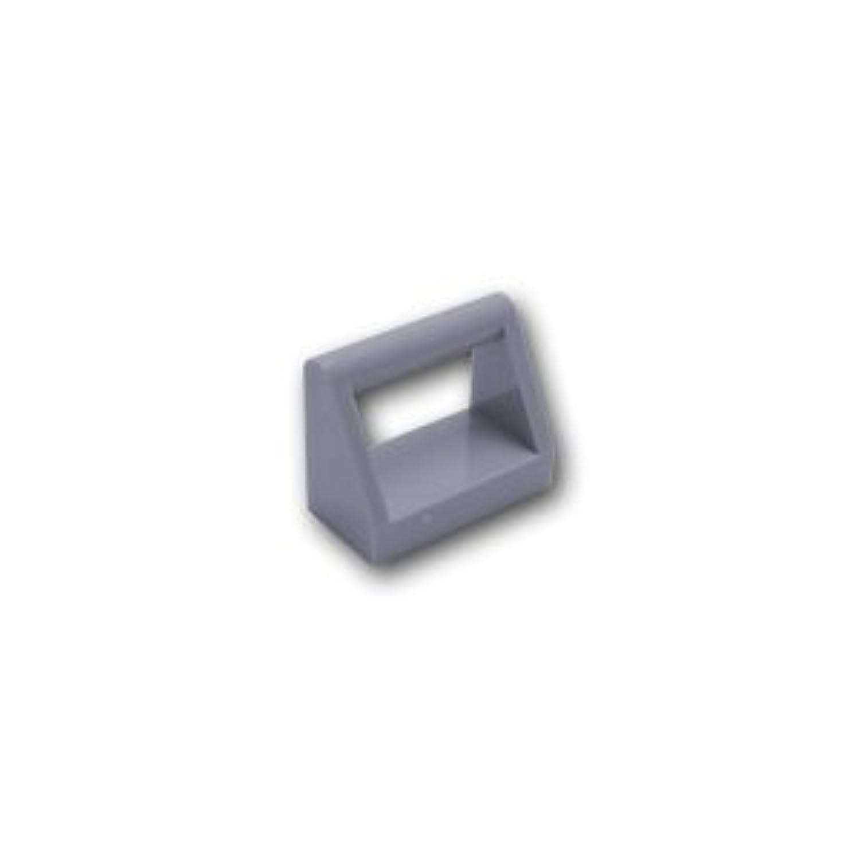 レゴブロックパーツ タイル 1 x 2 ハンドル:[Light Bluish Gray / グレー]【並行輸入品】