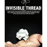 Invisible Thread (Kevlar) Plus Wax Taqs (200 Foot Bulk Reel) by The Magic Depot [並行輸入品]