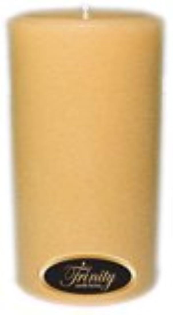 アレンジシガレット刺すTrinity Candle工場 – レザー – Pillar Candle – 3 x 6