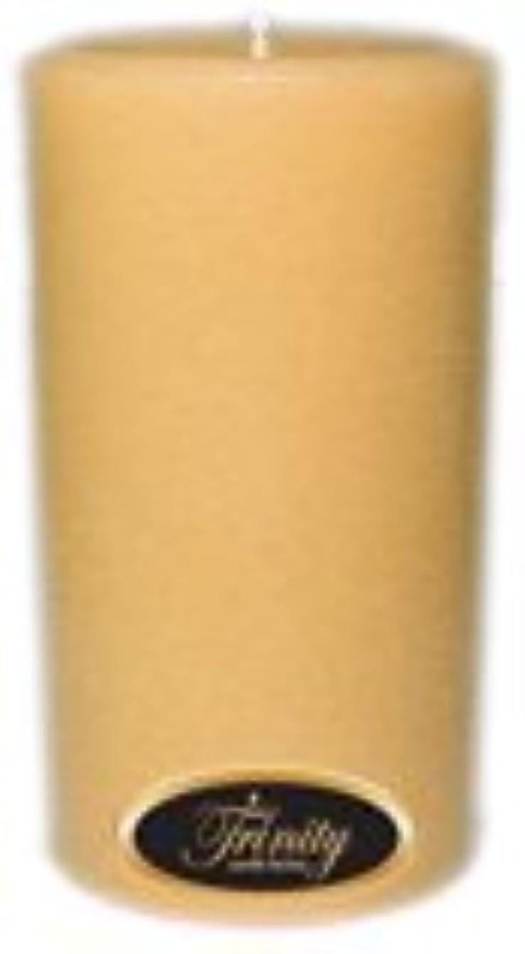 バックグラウンド香水入口Trinity Candle工場 – レザー – Pillar Candle – 3 x 6
