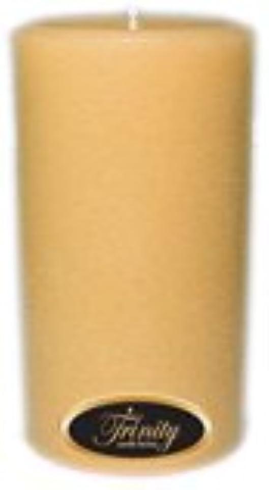 離れた分離するテクニカルTrinity Candle工場 – レザー – Pillar Candle – 3 x 6