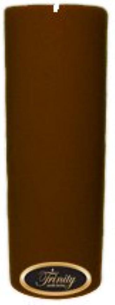 歩行者冗談でつまらないTrinity Candle工場 – Gingerbread – Pillar Candle – 3 x 9
