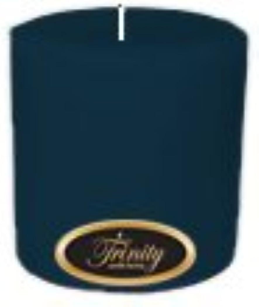 省略メトロポリタン共同選択Trinity Candle工場 – Summer Nights – Pillar Candle – 4 x 4