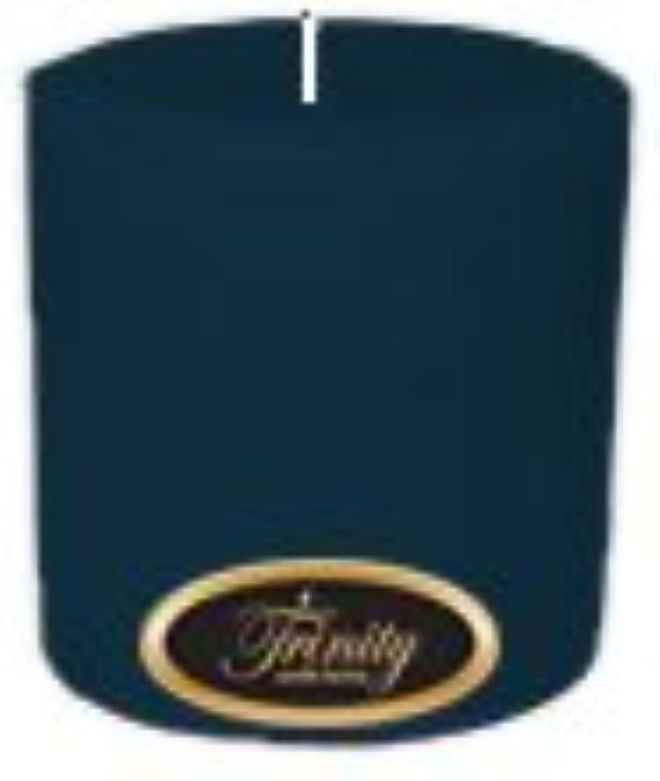 薄い子家事Trinity Candle工場 – Summer Nights – Pillar Candle – 4 x 4