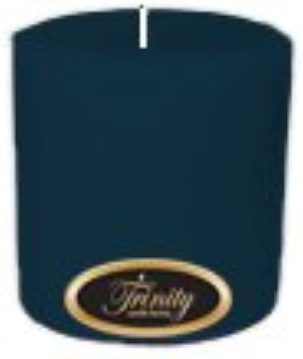 バタフライ永続苦しめるTrinity Candle工場 – Summer Nights – Pillar Candle – 4 x 4