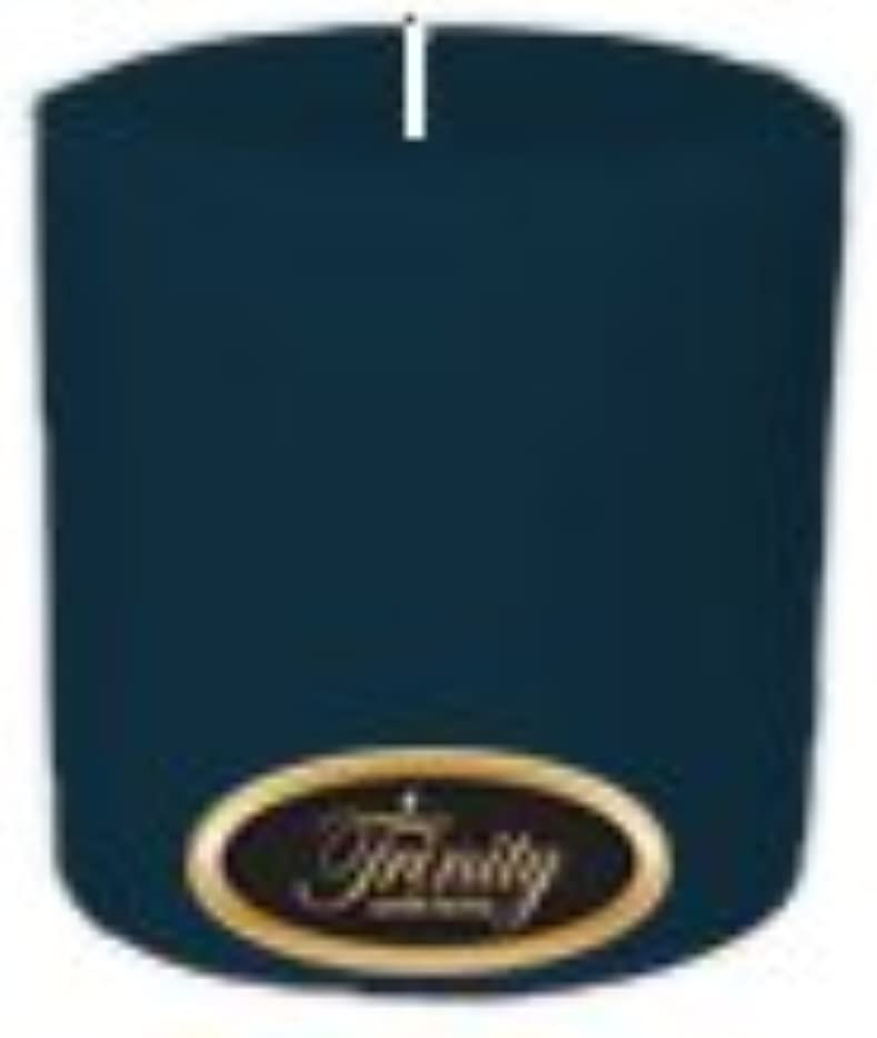 修理工湿気の多い行政Trinity Candle工場 – Summer Nights – Pillar Candle – 4 x 4