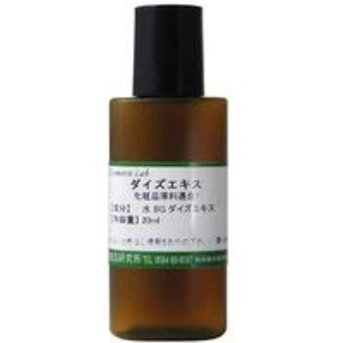 含める目の前の現代の大豆エキス 20ml 【手作り化粧品原料】