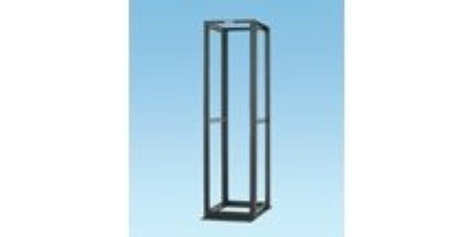 トレイルラフト適合するPanduit R4P2396 - Panduit R4P2396 ラックフレーム - 19 52U 幅 - ブラック - スチール - 2500ポンド x 最大重量容量