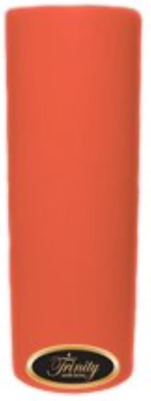 気を散らす報いる粘性のTrinity Candle工場 – ジョージアピーチ – Pillar Candle – 3 x 9