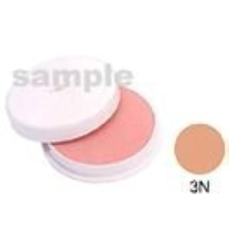 アルコーブ物理的な電気陽性三善 フェースケーキ 3N