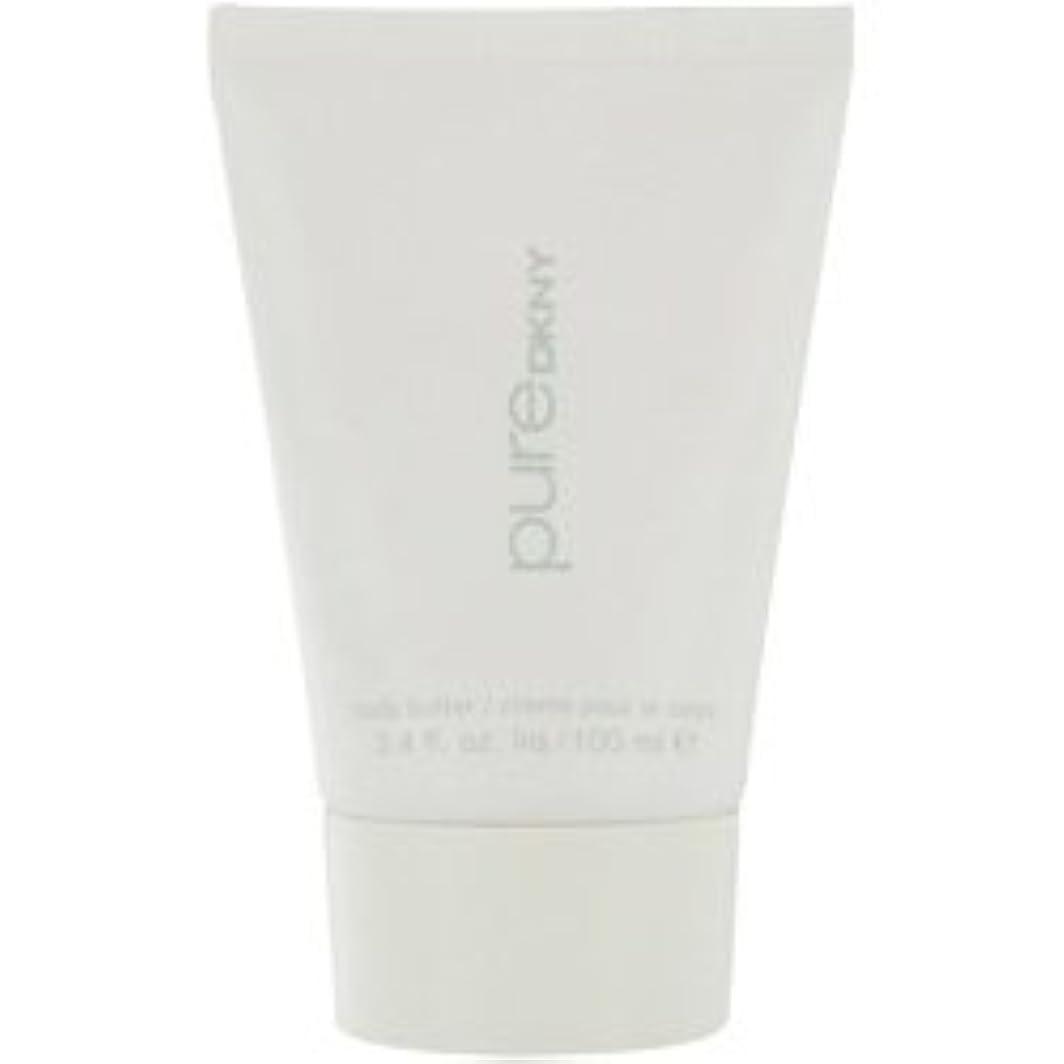 不確実編集する針Pure DKNY Verbena (ピュアDKNYバーベナ) 3.4 oz (100ml) Body Wash (ボディーウオッシュ) by Donna Karan for Women