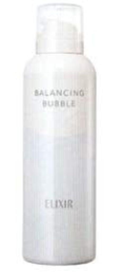 竜巻理容師モットー3個セット資生堂エリクシール ルフレ バランシング バブル 泡洗顔料 165g