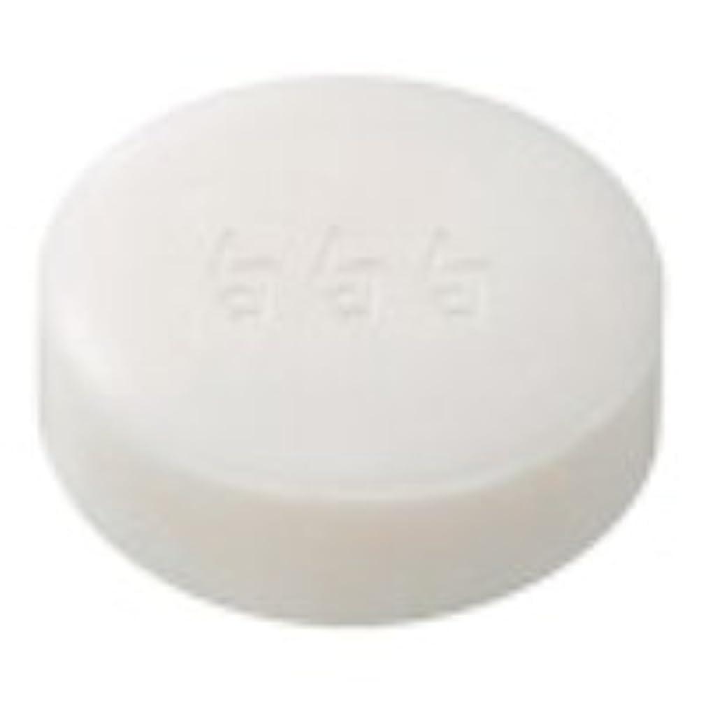 アカデミーサルベージ容器白白白ホワイトクリアソープ 90g