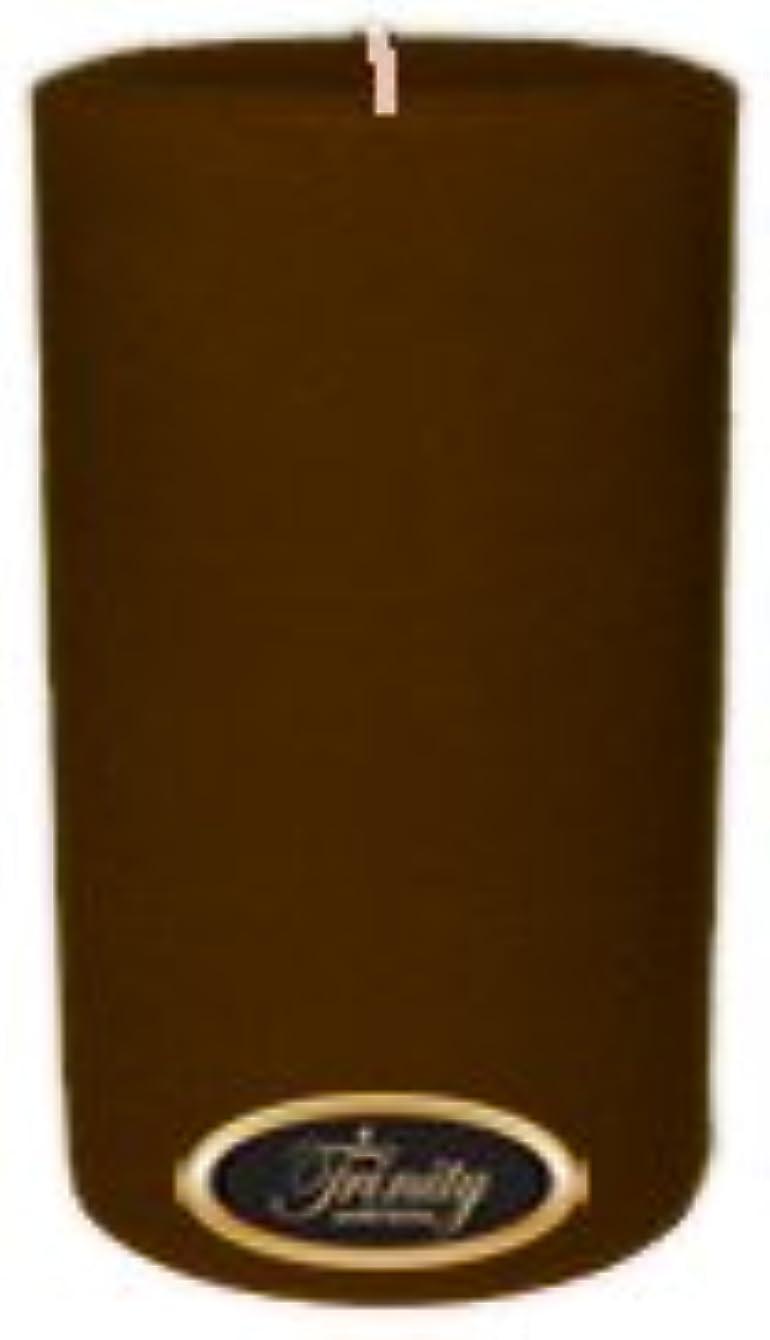 めるホットレッスンTrinity Candle工場 – カプチーノ – Pillar Candle – 4 x 6