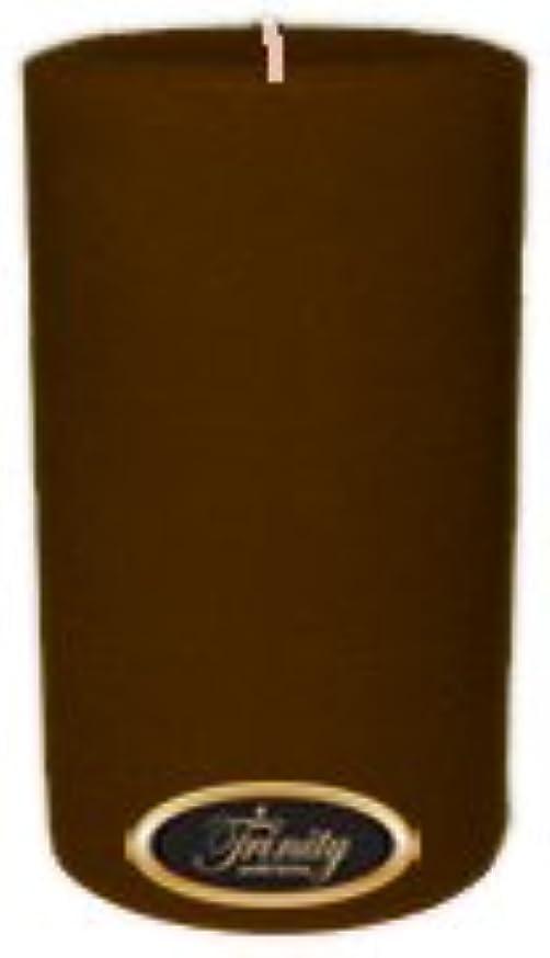 違反する植物学者新年Trinity Candle工場 – カプチーノ – Pillar Candle – 4 x 6