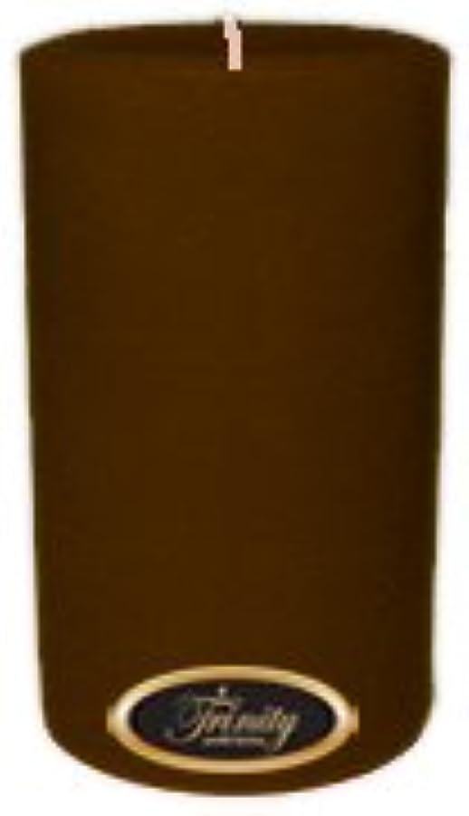 マーケティング重荷それらTrinity Candle工場 – カプチーノ – Pillar Candle – 4 x 6