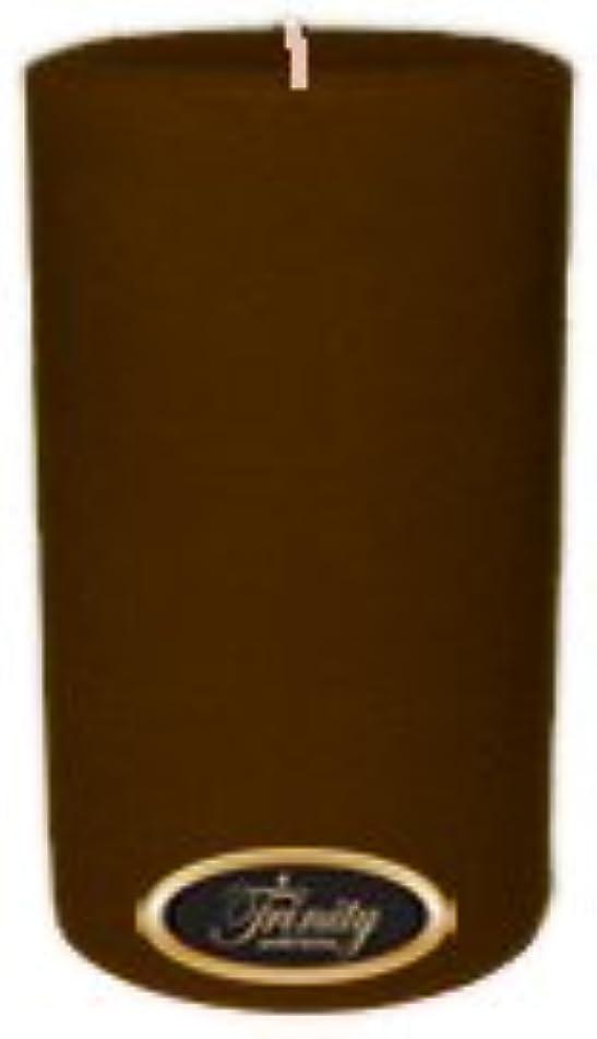 同様の髄秘書Trinity Candle工場 – カプチーノ – Pillar Candle – 4 x 6