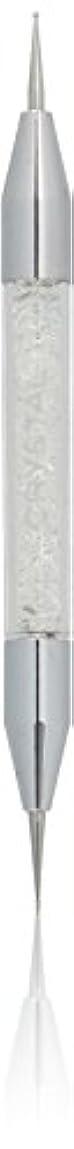 モートブート排出ビューティーネイラー ネイルアートパーツ クリスタル2ウェイドットペン CDP-1