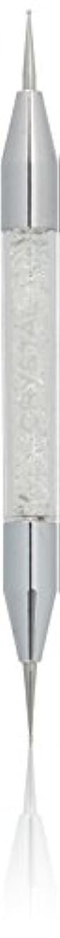 薄い群集エンコミウムビューティーネイラー ネイルアートパーツ クリスタル2ウェイドットペン CDP-1