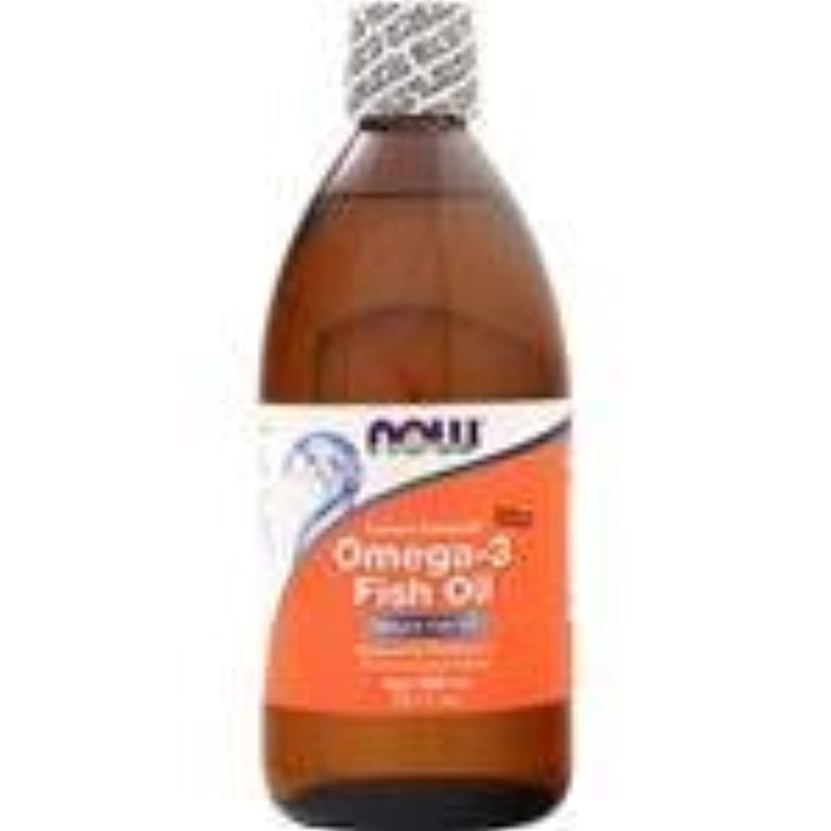 繁栄するイブ手荷物オメガ3 魚油 レモン風味 16.9 fl.oz 4個パック