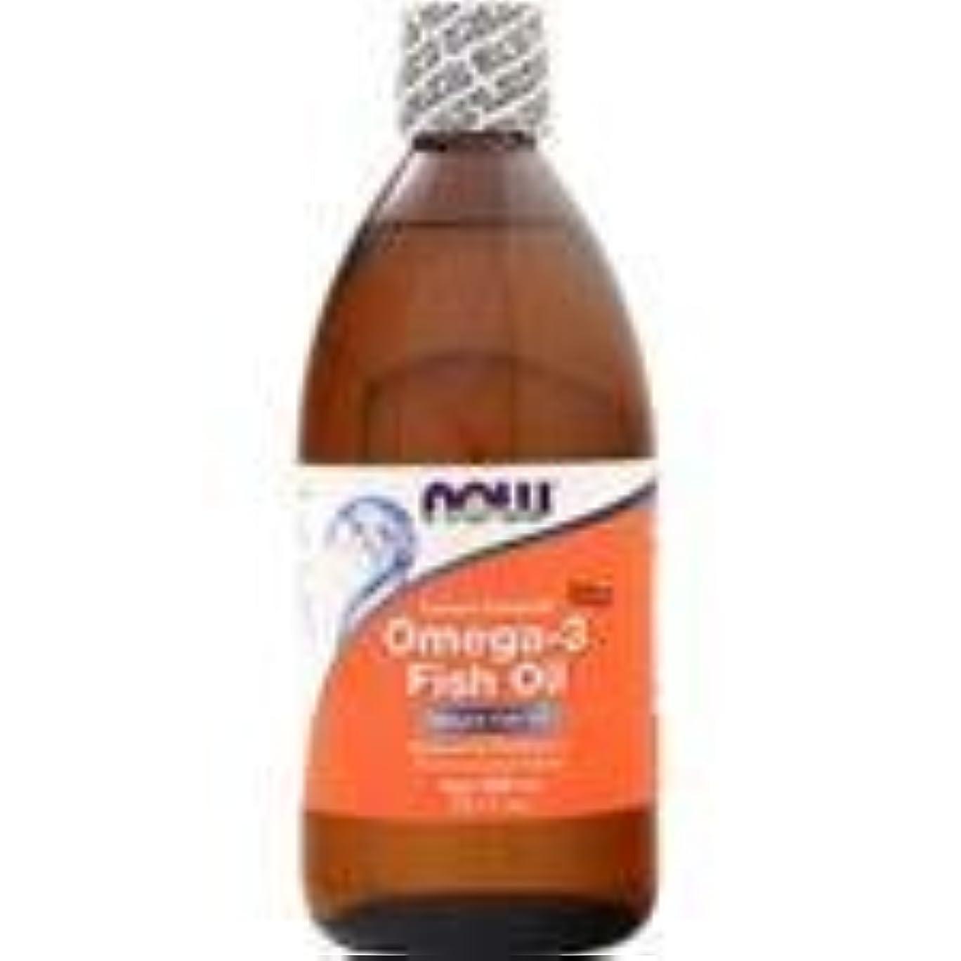 くつろぐ目の前のラフ睡眠オメガ3 魚油 レモン風味 16.9 fl.oz 2個パック
