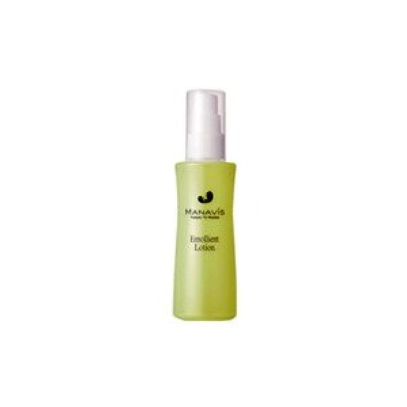 葉を集める支配的メディカルMANAVIS マナビス化粧品 薬用 エモリエントローション EX  化粧水