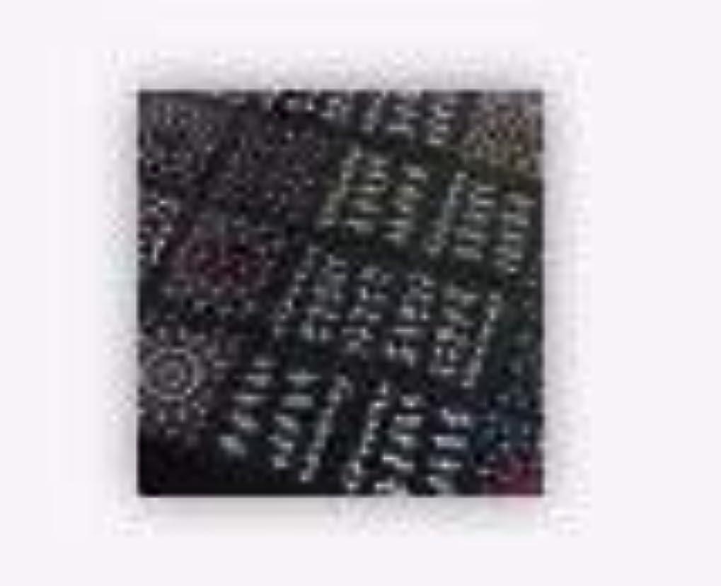影響ブレンドポテト50シート3Dミックスカラーフローラルデザインネイルアートステッカーデカールマニキュア美しいファッションアクセサリーの装飾