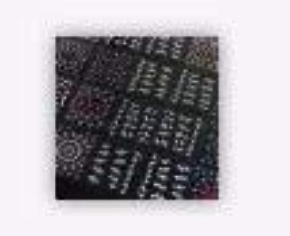 小屋計算見捨てる50シート3Dミックスカラーフローラルデザインネイルアートステッカーデカールマニキュア美しいファッションアクセサリーの装飾