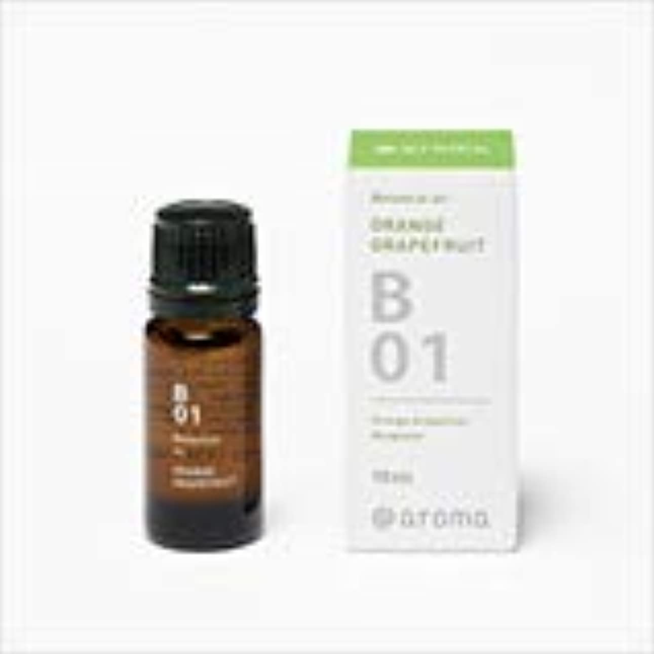追い越す無意味ふけるアットアロマ 100%pure essential oil <Botanical air マジョラムパイン>