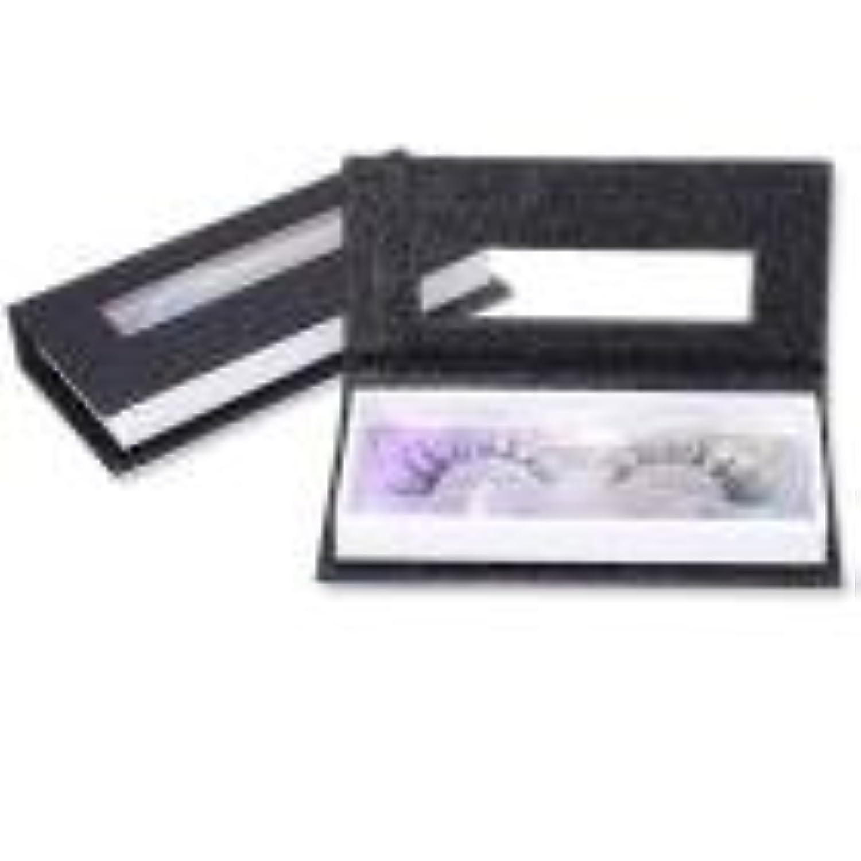 LZE_ メイクアップ収納ケース まつげ収納ケース 付けまつげ まつげ 収納ボックス メイクアップミラー 化粧鏡 ケース オーガナイザー U