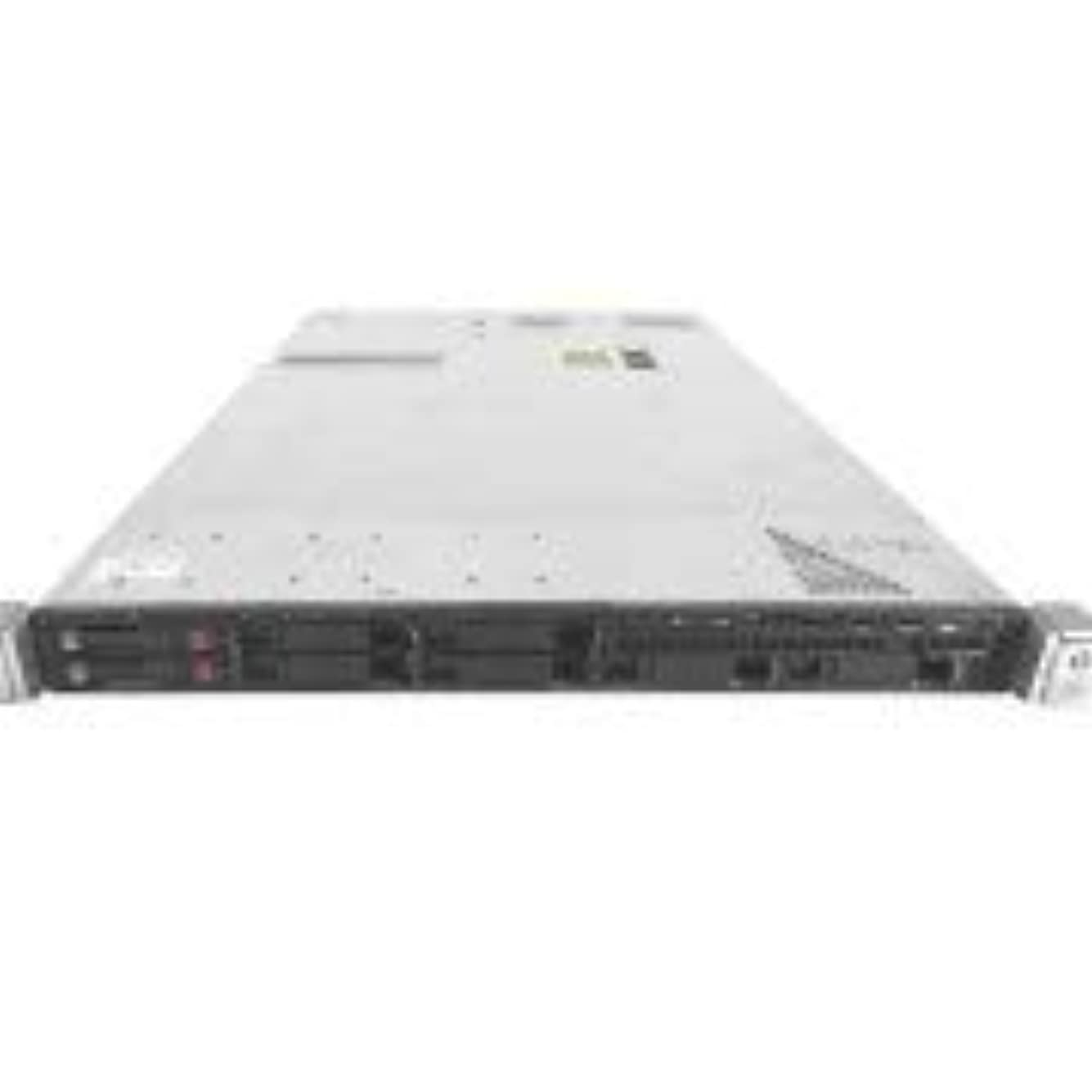 文句を言うカタログすなわちHP ProLiant dl360p g8 8-bay SFF 1uサーバー、2 x e5 – 2695 V2 12 C 2.4 GHz、32 GB ddr3、2 x 600 GB 10 K SAS 2.5、オンボードRaid、2 x 750 W PSU、NOレール(認定Refurbished)