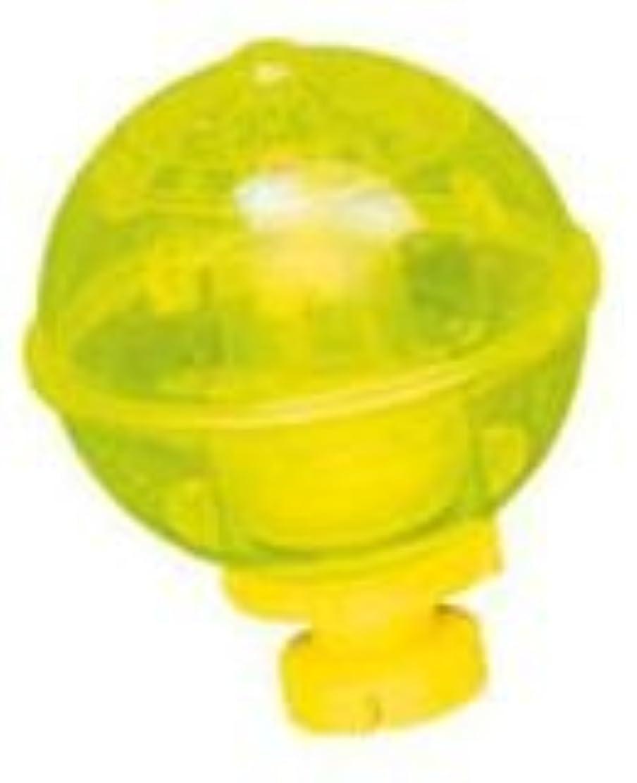 不屈電気的悲観的Rieadco Night Bobby Bobber Model 158Y 4.1cm Yellow
