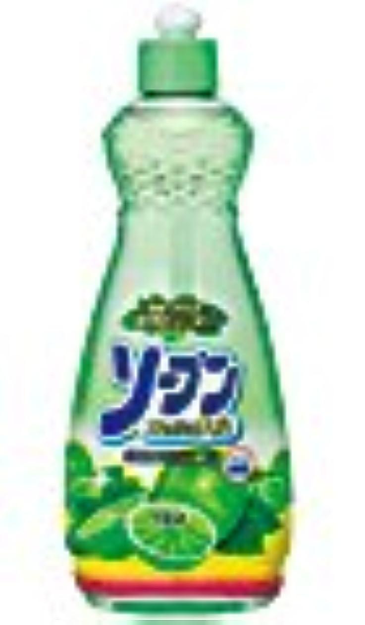 忠実豆腐もろいカネヨ石鹸 ソープンフレッシュ 本体 600ml
