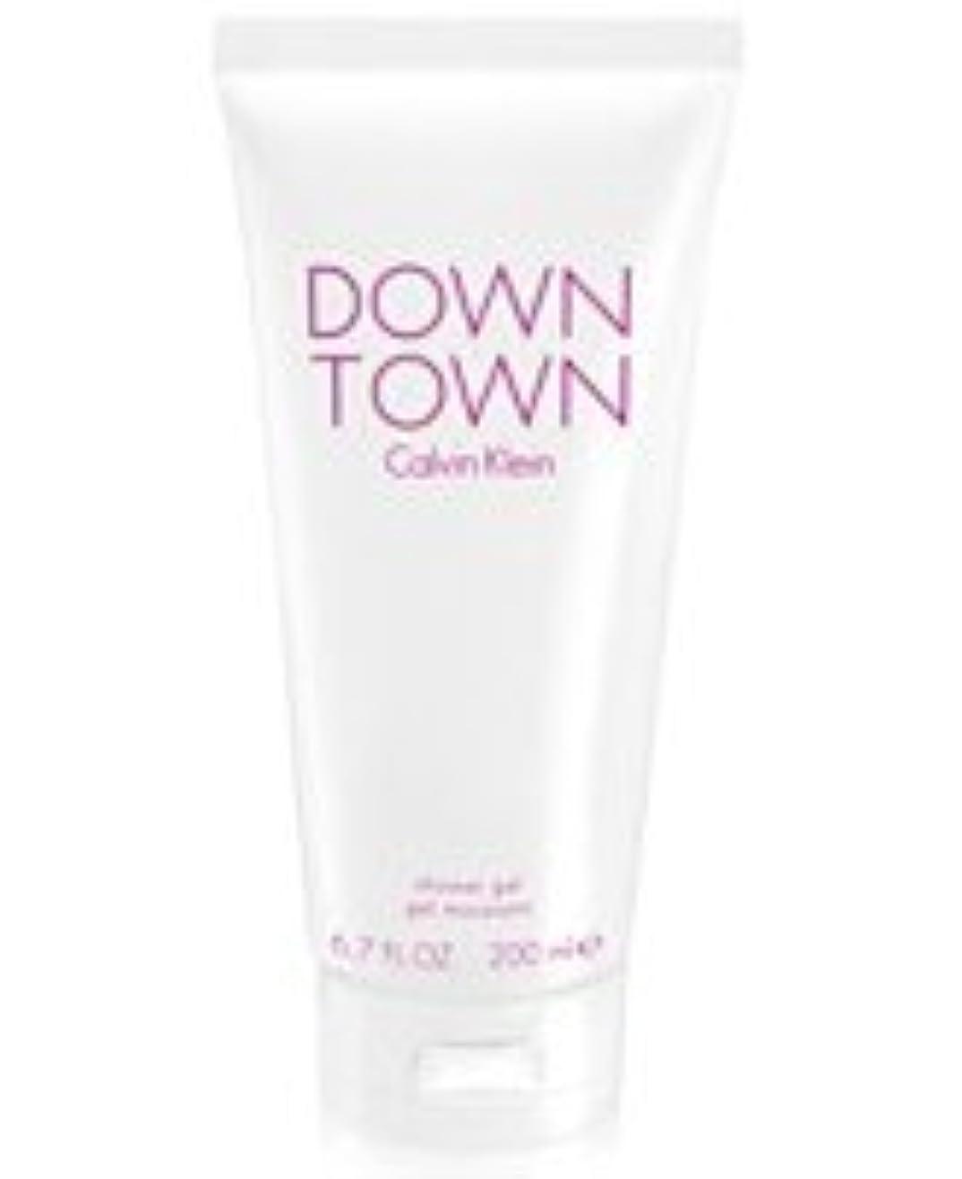 Down Town (ダウンタウン) 6.7 oz (200ml) Body Wash by Calvin Klein for Women