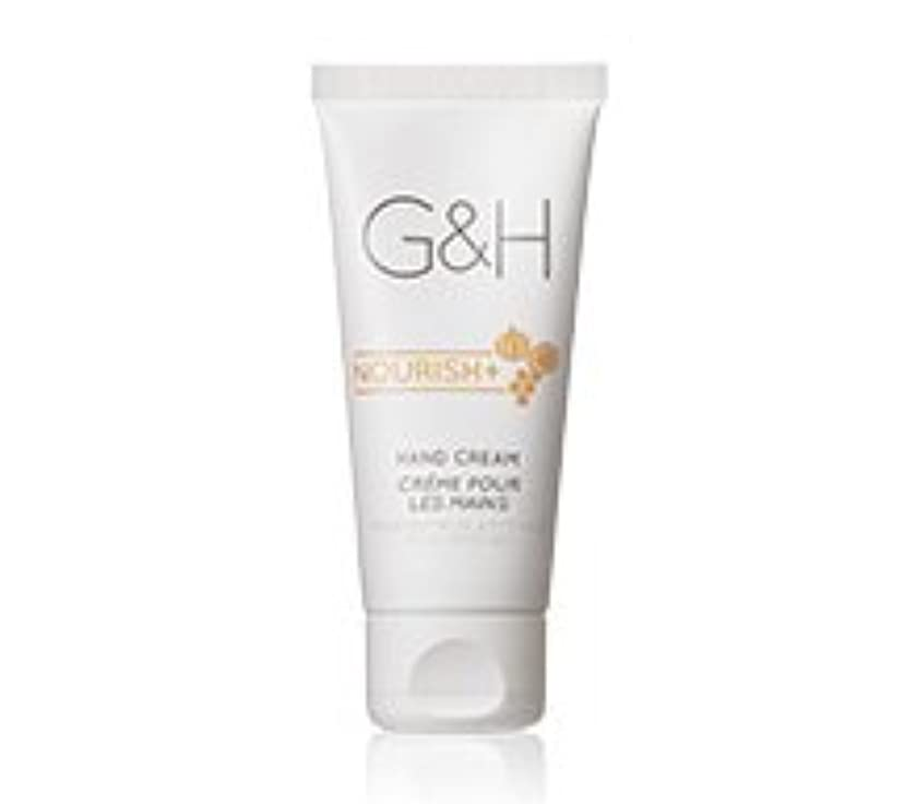 リスキーなクリームコンペアムウェイ G&H ナリッシュ+ ハンドクリーム