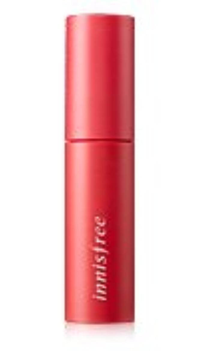 アブセイ咽頭調整するInnisfree Vivid Cotton Ink 04.Red / イニスフリー ビビッドコットンインク 4g [並行輸入品]
